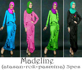 Madeline fit to L