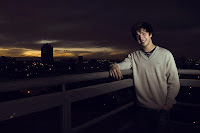 Julian Serrano modelo sesión de fotos