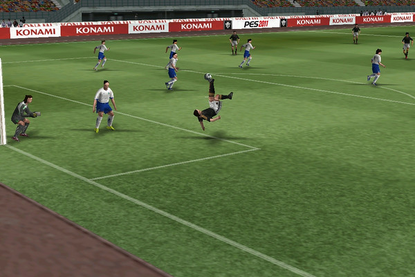Pes 2012 3D PRO Soccer HD apk & sd data On HVGA(320x480) and QVGA