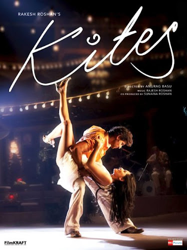 Kites (2010) Movie Poster