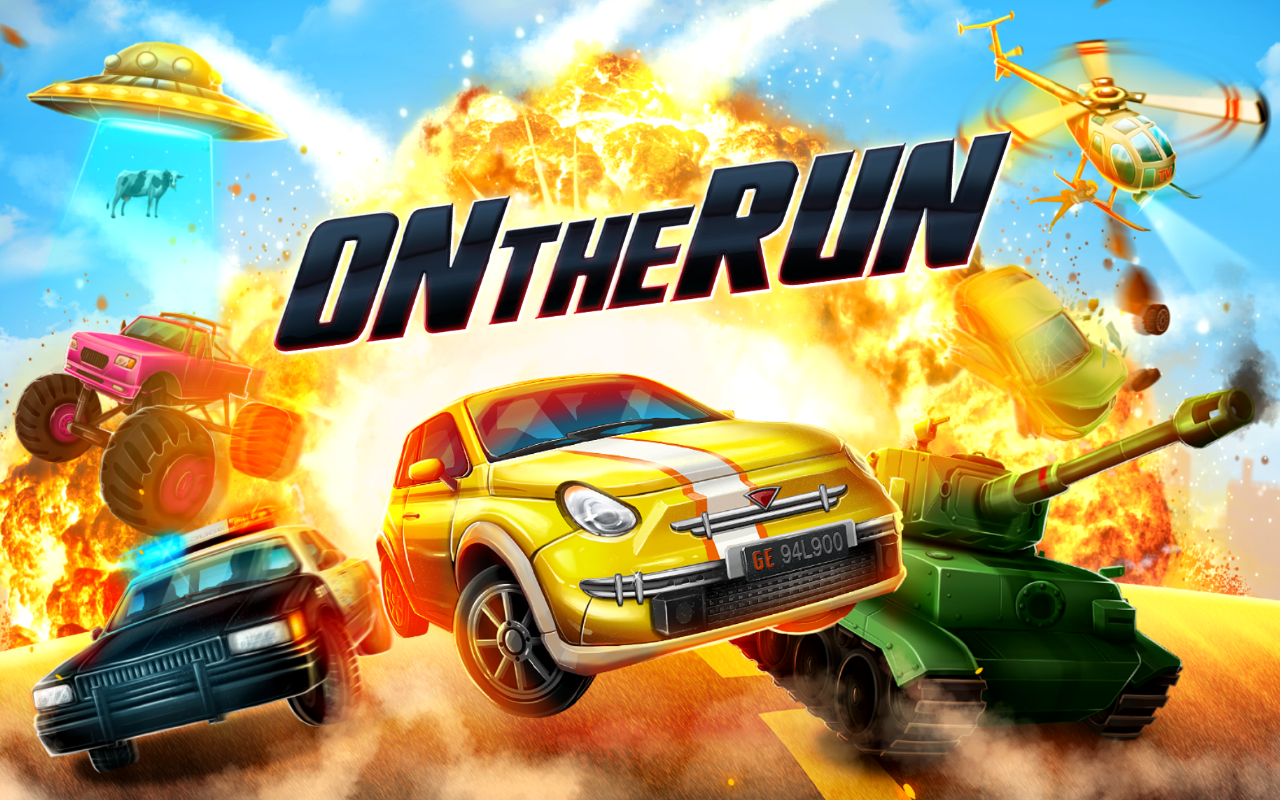 On The Run™ Gameplay IOS / Android