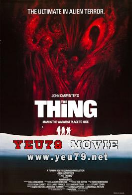 Quái Vật Ngoài Hành Tinh - The Thing