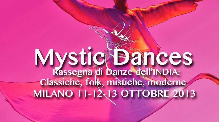 mystic dances