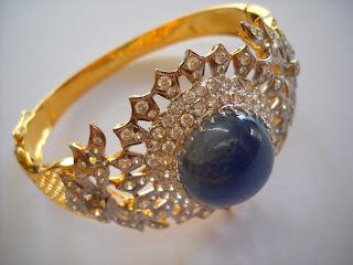 Gelang Berlian Asli