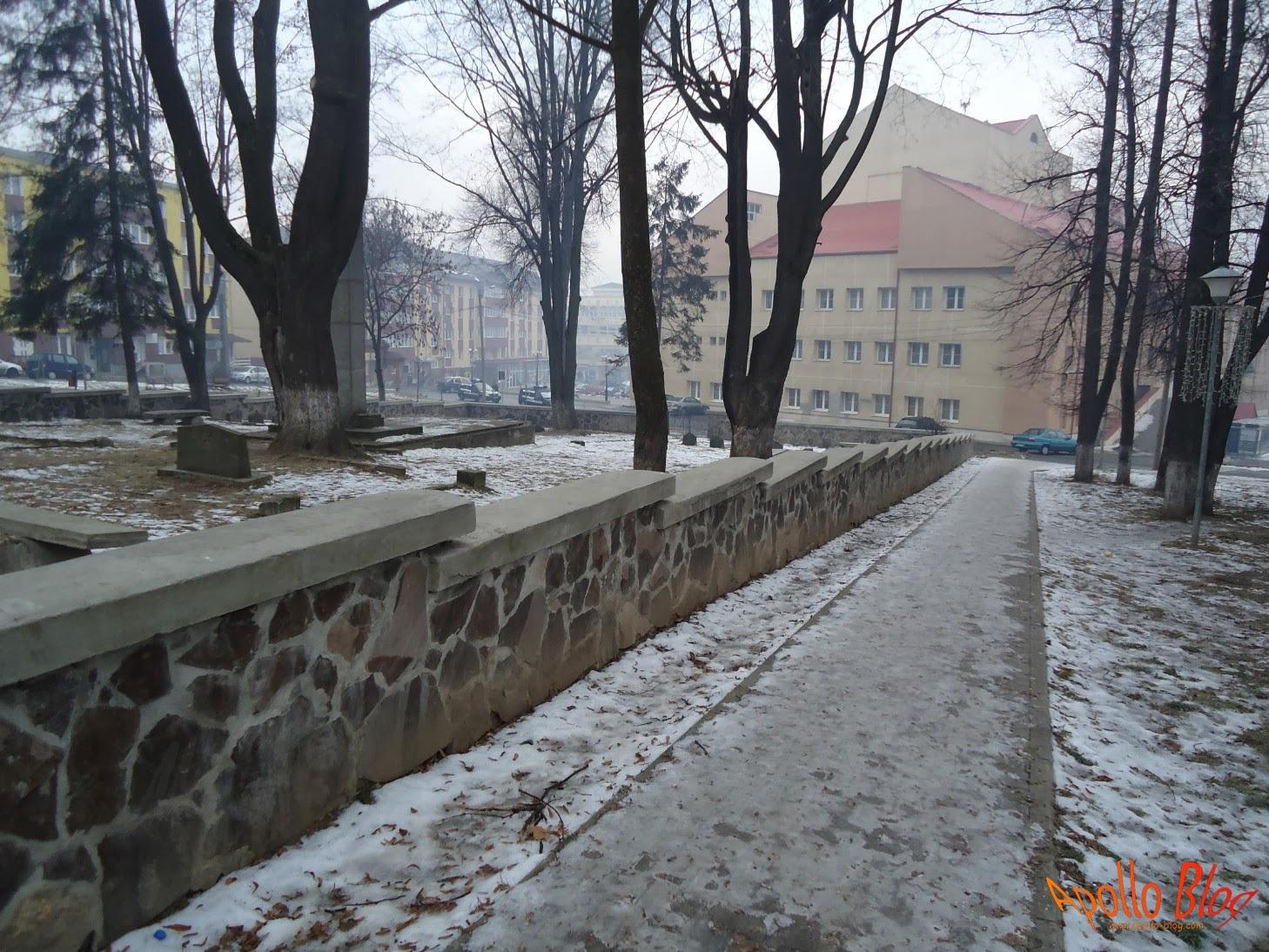 Toplita, Cimitirul Eroilor