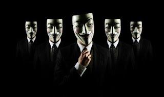 Anonymous Berang, Retas Situs SBY