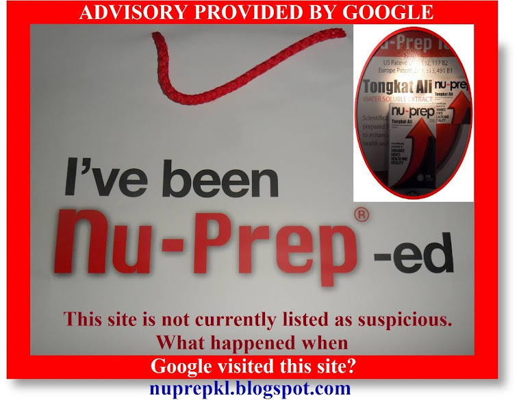 This site is not currently listed as suspicious.Google visited this site? Nu-Prep 100 US,EUpatent