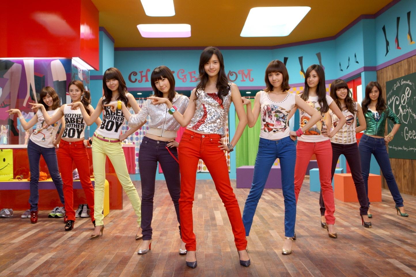 K Pop Guitar Chords Gee Snsd Girls Generation