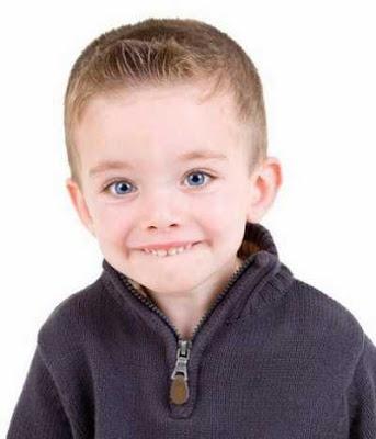 potongan rambut undercut untuk anak-anak 2166987