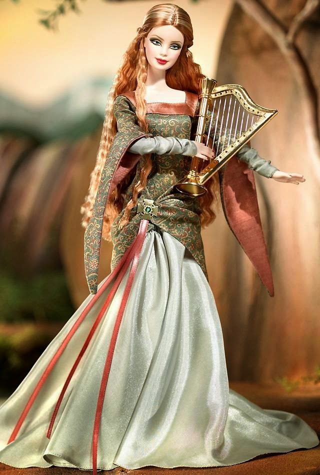 Image result for barbie doll in saree
