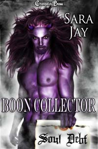 The Boon Collector by Sara Jay