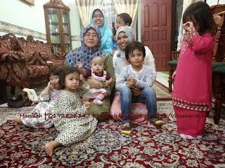 shaklee family aktiviti