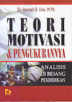 toko buku rahma: buku TEORI MOTIVASI & PENGUKURANNYA, pengarang hamzah b. uno, penerbit bumi aksara