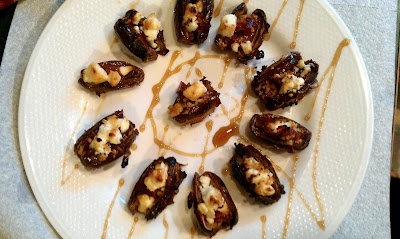 stuffed date appetizer
