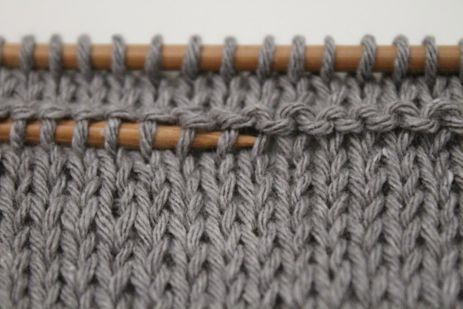 Virheiden korjaaminen neuleessa *Tips to fix knitting mistakes*