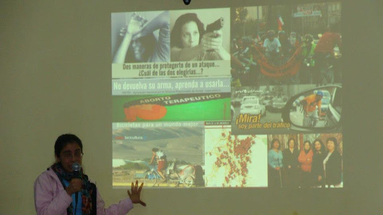 Ximena Rubio Vargas, Antropóloga Social, Universidad de Chile.