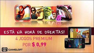 image001 4 Super Jogos da GAMELOFT em promoção por apenas US$0,99 cada! (iOS)