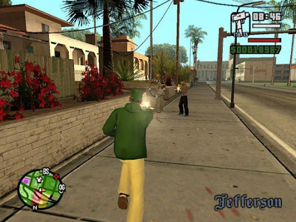 gta san andreas pc español