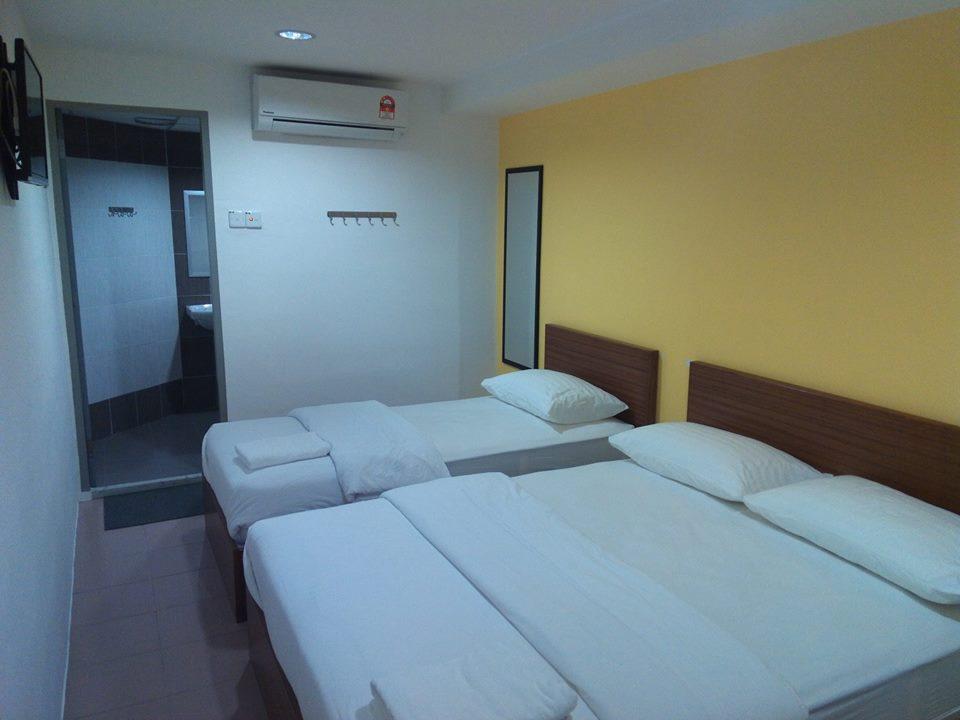My New Blogger Hotel Budget Lux Teluk Intan Perak