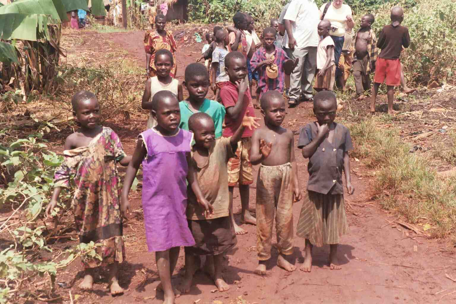 Poor African Children rcoll's musings: 4 Con...