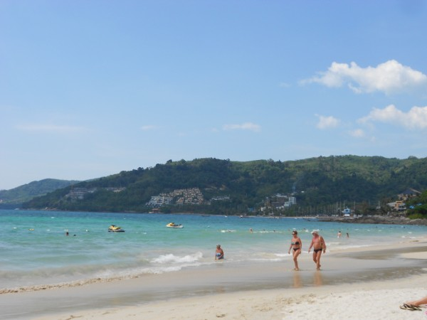 Patong Beach Guest Houses
