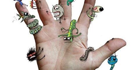 паразиты в организме человека доклад