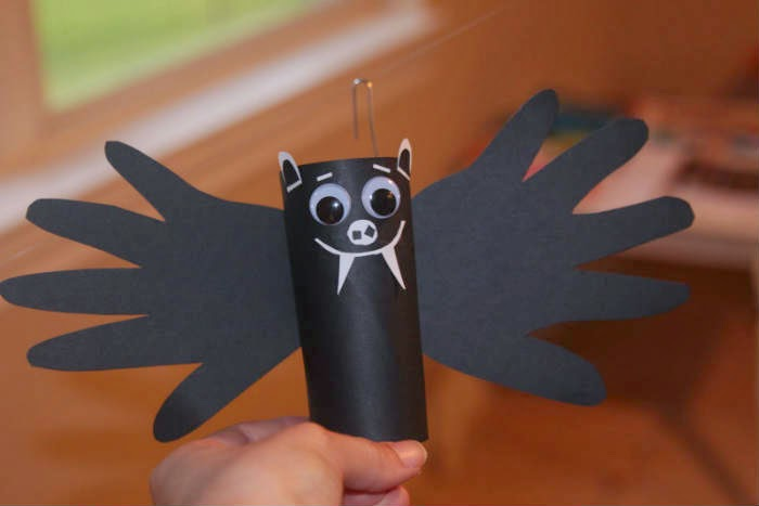 7 Easy Paper Craft Ideas For Halloween Celebration