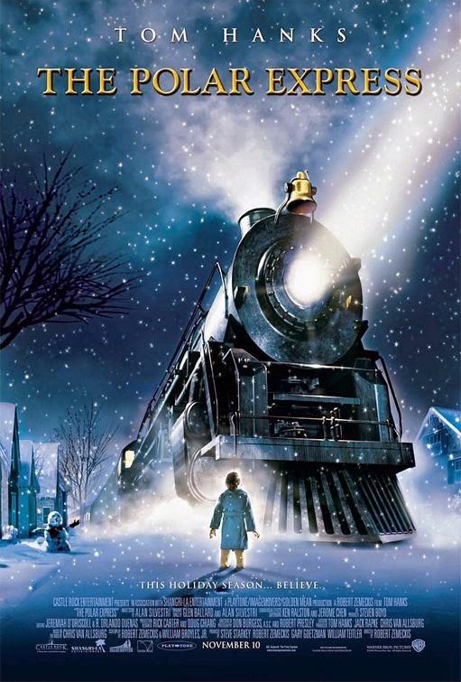 """ESPECIAL NAVIDAD. DIA 19: """"The Polar Express"""" (2004) de Robert Zemeckis."""