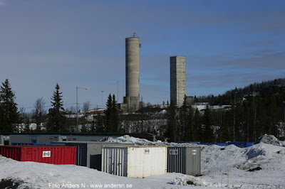 Kiruna, stadsomvandling