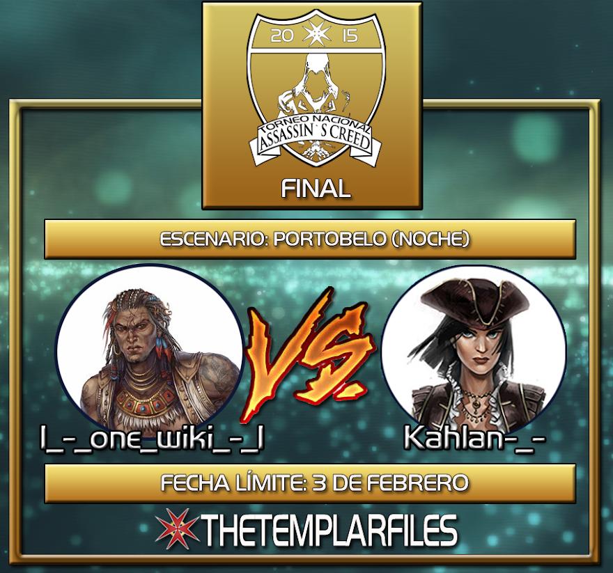 TORNEO NACIONAL 2015: FINAL Final