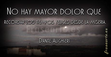 Frases famosas de Dante