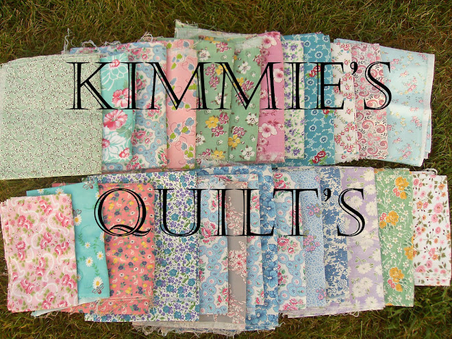 KIMMIE'S QUILT'S