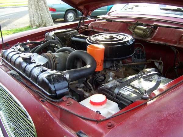 1960 Studebaker Lark Wagon Auto Restorationice