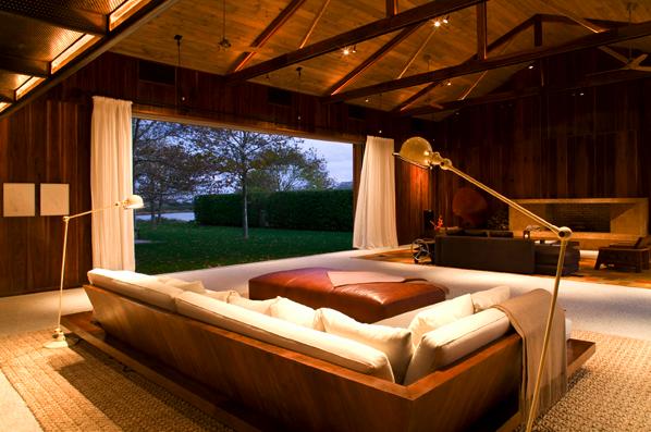 modern living room_barn conversion