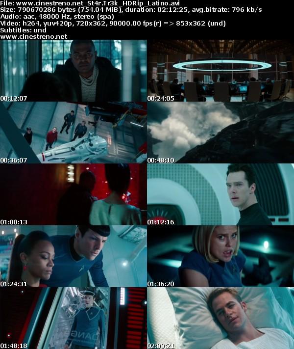 Star Trek: En la oscuridad (2013) [HDRip] [Latino]