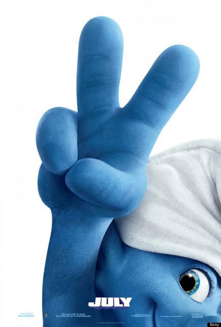 Os Smurfs 2 Poster