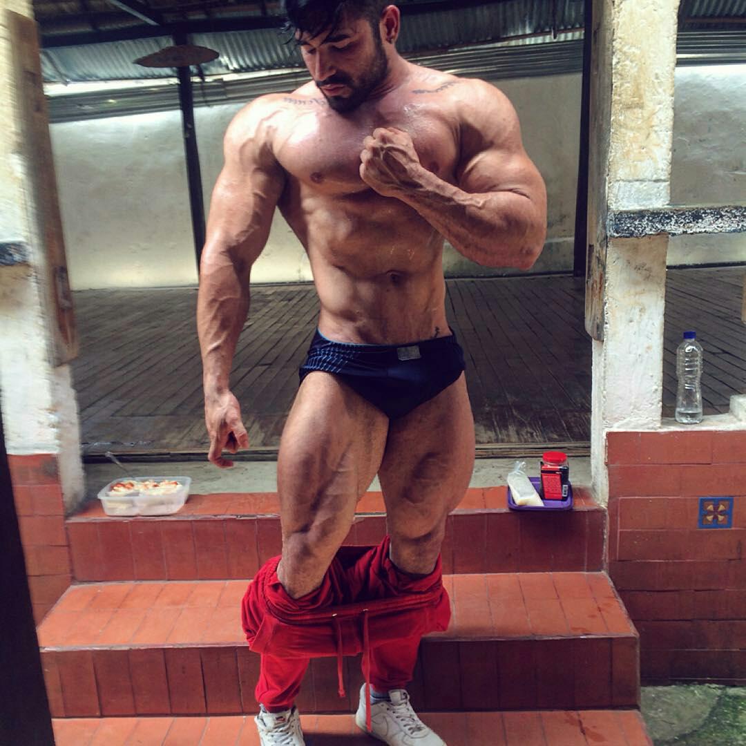 The Hottest bodybuilding's Motivation Names On Instagram