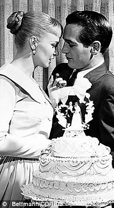 Babyboomer Flashback: Paul Newman and Joanne Woodward ...
