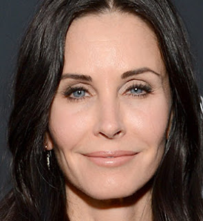 Courteney Cox scored 1150 on SAT