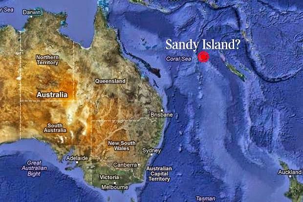 Island Sandy