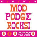 Mod Podge Rocks!