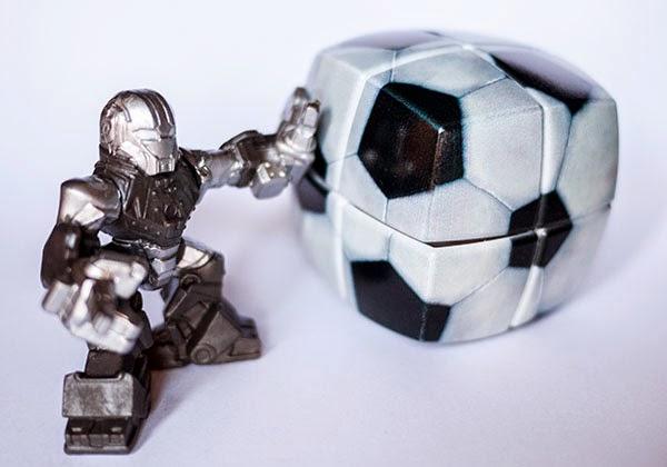 2x2x2 Soccer Mundial 2014 Tutorial (v-cube)