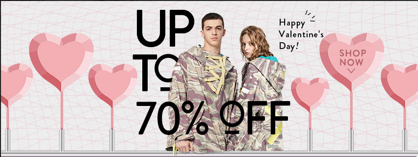 Valentines sale in Gamiss