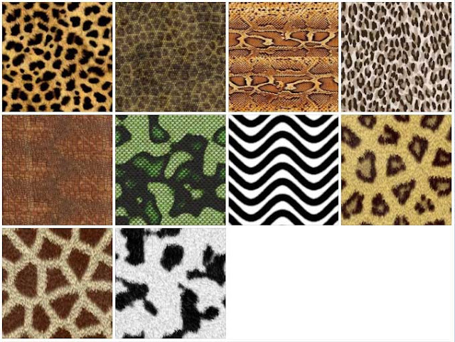 tileable camouflage textures #2