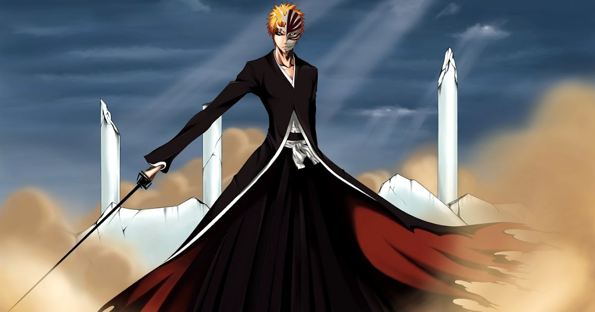 Anime Characters Born On February 9 : Just walls ichigo kurosaki bleach wallpaper
