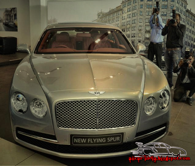 The Osbournes New Bentley Flying Spur: AUTOMOTIVE CRAZE: Bentley New Flying Spur Priced Rs 3.1 Cr