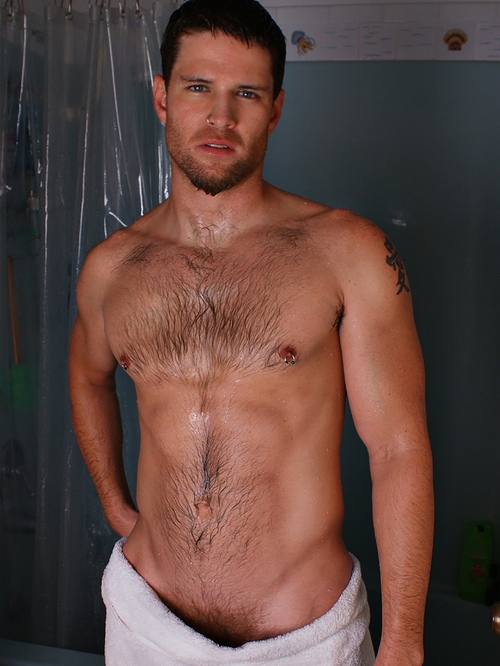 Chest Hairy Chested Men