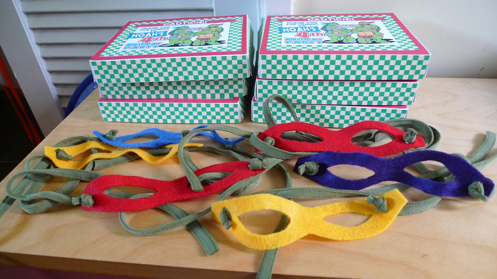 teenage mutant ninja turtle themed party anything about design
