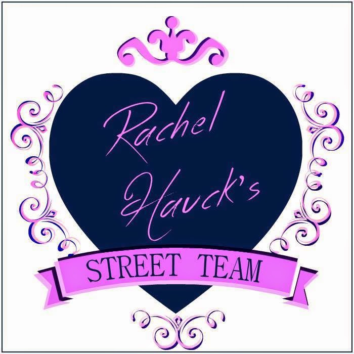 Rachel Hauck's Street Team