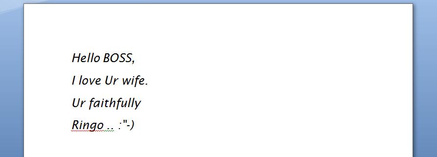 cara buat surat berhenti kerja http://telordibasuh.blogspot.com/2011